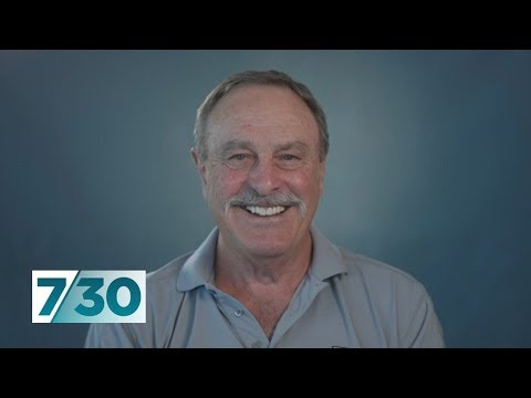 Former tennis player John Newcombe's advice to his younger self | 7.30