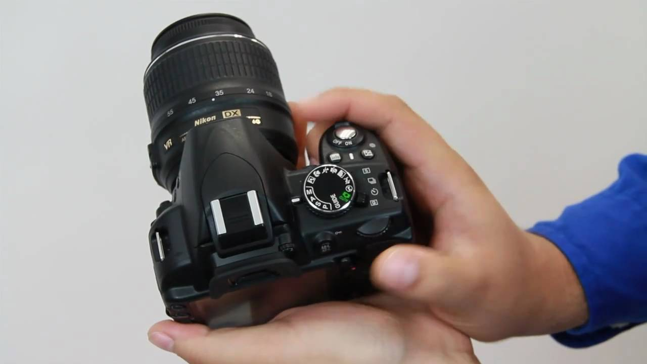 Hands On Review with the Nikon D3100 - YouTube
