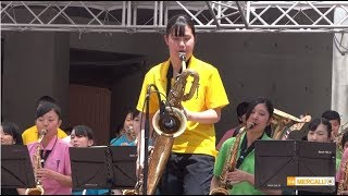 浜名高等学校 吹奏楽部【2016】 Hamana Wind Orchestra Mission:Impossi...