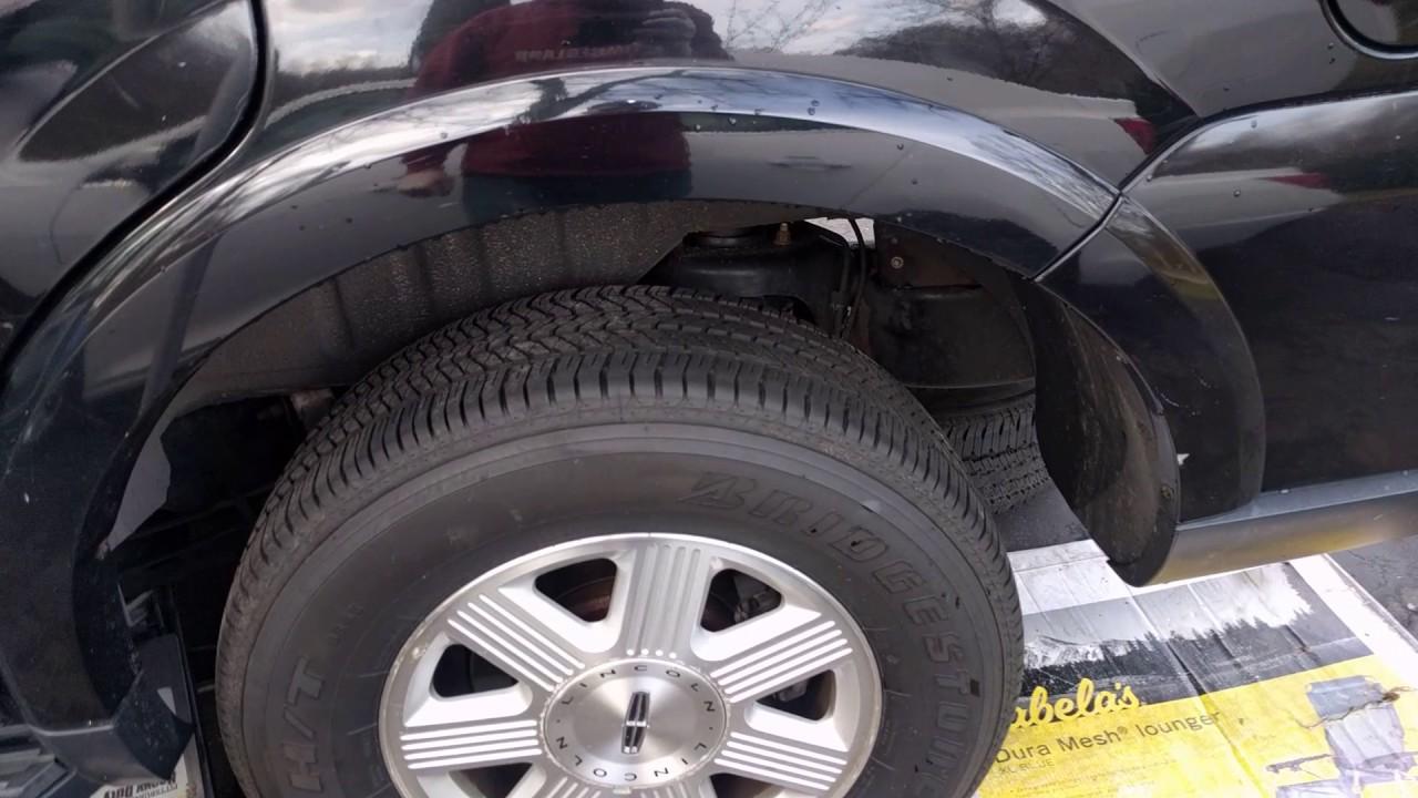 2006 Lincoln Navigator - Replacing The Fuel Pump Driver Module