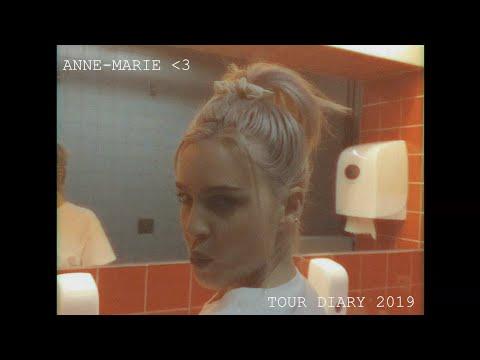 Anne-Marie - 2019 Tour Diary