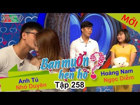 BẠN MUỐN HẸN HÒ | Tập 258 - FULL | Anh Tú - Nhỏ Duyên | Hoàng Nam - Ngọc Diễm | 020417