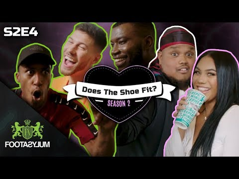 CHUNKZ GETS A FAKE NUMBER, HARRY RUINS FILLY'S DATE | Does The Shoe Fit? Season 2 | Episode 4