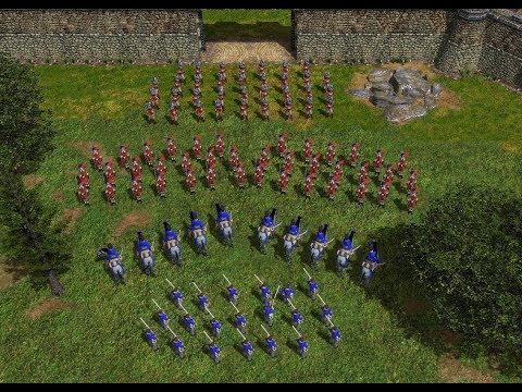��Тактика и стратегия в Age of Empires 3��. Выпуск №2, Типы юнитов.
