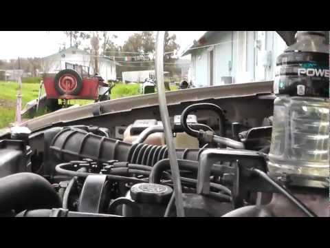 How To Get Gas Out Of A Car Without A Siphon - Let The Fuel Pump Do The Work!!
