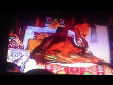 DS high lama in Tibet...