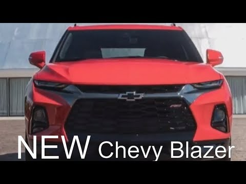 Premiere NEW 2019 Chevrolet Blazer attention-grabbing midsize SUV offers style and versatility. The 2019 Blazer is the boldest, most progressive expression of ...