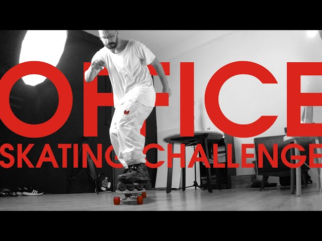 SKATING IN THE OFFICE? QUARANTINE IS MAKING ME GO CRAZY // #SKATEATHOME WINNERS AND NEW GIVE AWAY