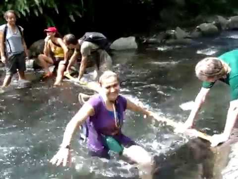 Trinity Falls Hot Springs Hike