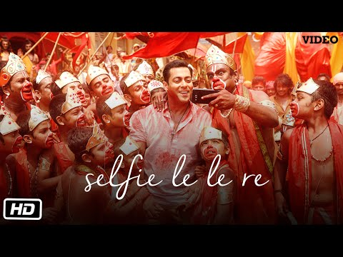 Thumbnail: 'Selfie Le Le Re' VIDEO Song | Bajrangi Bhaijaan | Salman Khan | T-Series