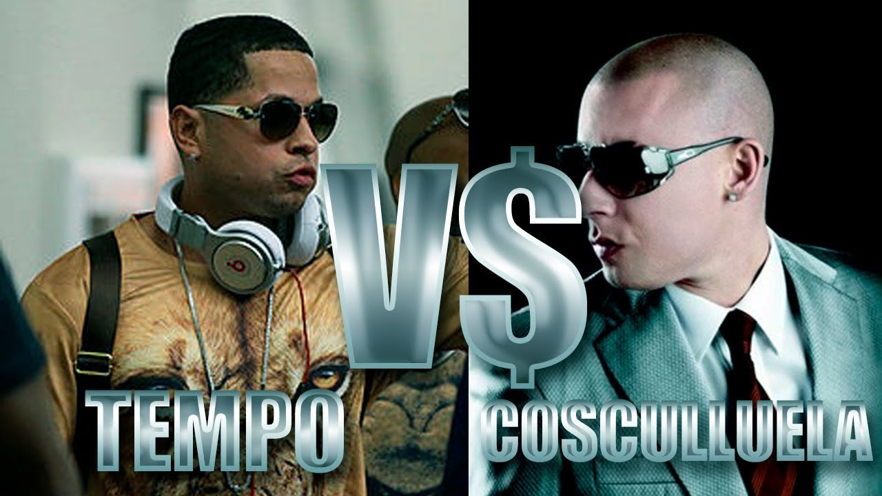 Chota Cos Tempo Tiraera Pa Cosculluela Original Video Music REGGAETON 2014 - YouTube