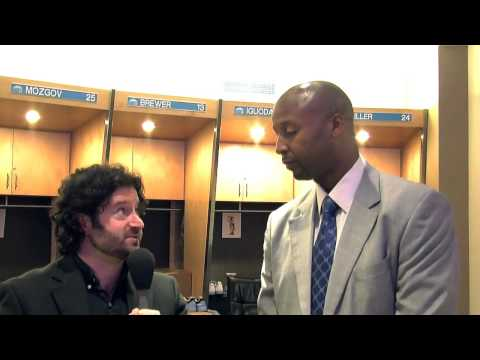 Nuggets Coach Brian Shaw Interview with Denver Post