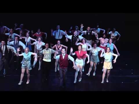 Opening, 42nd Street, the University of Alabama, Spring 2015