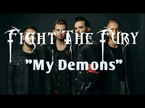 Fight The Fury - My Demons [Lyric Video]