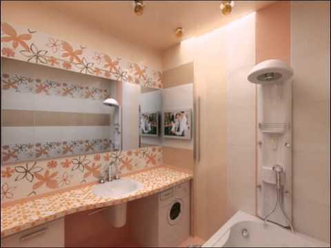 Ванная комната 170х150 дизайн