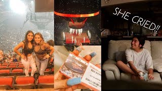 Surprising My Sister With Bad Bunny Tickets | Steph Rey