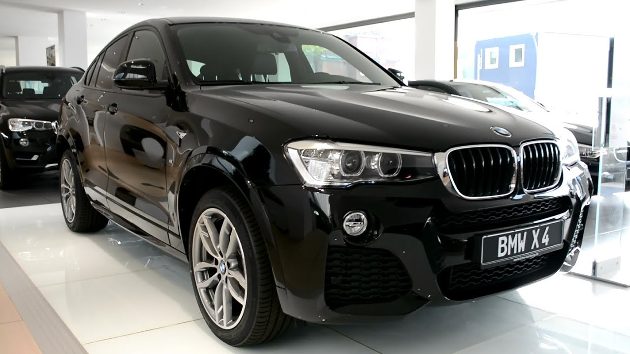2015 new bmw x4 xdrive 20d with m sport package f26 youtube. Black Bedroom Furniture Sets. Home Design Ideas