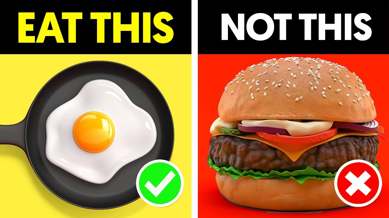 5 High Cholesterol Foods That You Actually Should Be Eating