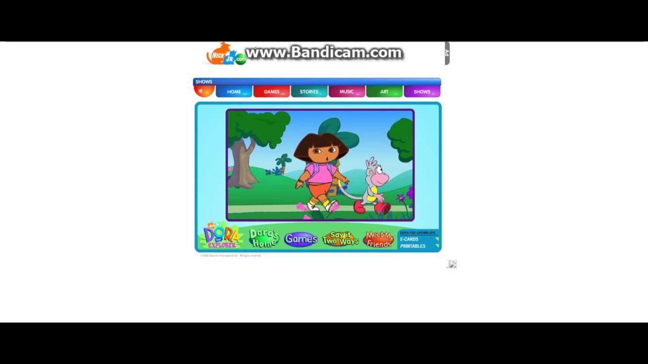 Nick Playtime Radio Jr Game