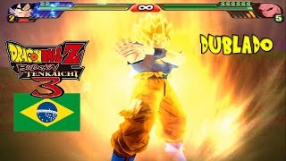 (PT-BR) Conclusão| Goku VS Kid Buu - Dragon Ball Z Budokai Tenkaichi 3 Brasil
