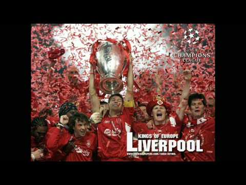 Liverpool Theme Song You Will Never Walk Alone HD