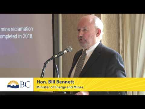 Government Actions Renew BC As A Leader In Mining