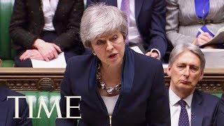 U.K. Parliament Will Decide Between No Deal Brexit Or Delay | TIME