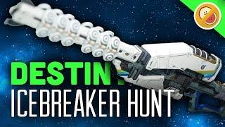 Destiny Icebreaker Hunt - The Dream Team (Funny Moments)