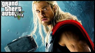 Thor in Gta 5 !