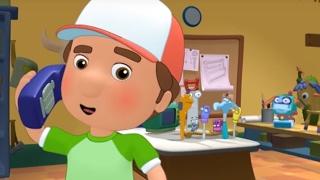 Умелец Мэнни  - Все серии подряд  (Сезон 1 Серии 4, 5, 6) l Мультсериал Disney для детей