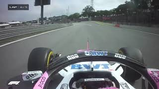 Onboard with Ocon vs Verstappen Brazil 2018 WATCH THIS TO SEE WHOSE FAULT IT WAS!!!
