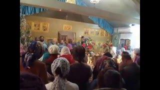 Служба в храме Утоли моя печали(Престольный праздник в честь иконы Богородицы