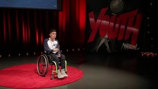 Faith on the Road to Recovery | Emmanuel Mavridakis | TEDxYouth@Montreal