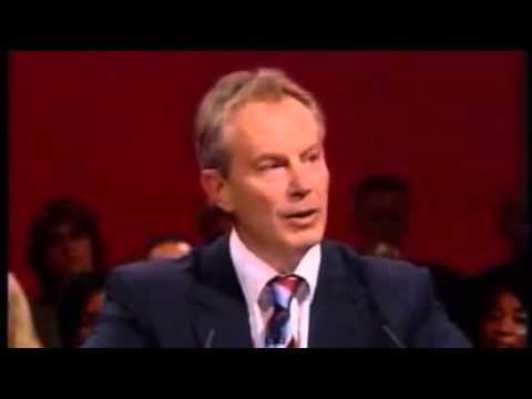 Tony Blair's Farewell Warnings: Immigration and Islamic Terrorism