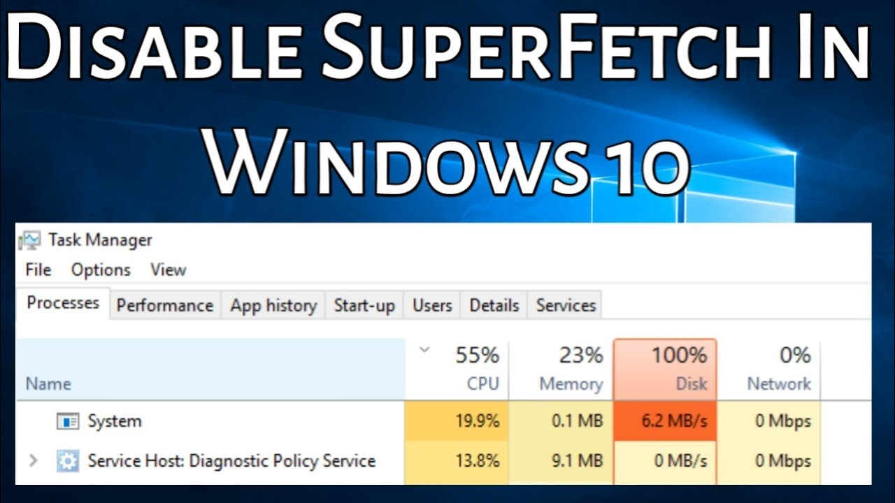 How To Fix High CPU Usage and RAM Leakage in Windows 10 PC » TechWorm