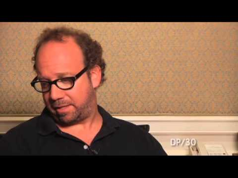 DP/30: Cold Souls, actor/producer Paul Giamatti