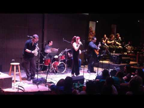 Tatiana Gómez Jazz de Costa Rica, Volverás