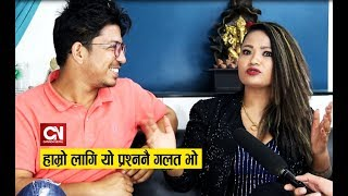 Dohori Battle 2 Singers Prakash Saput And Preeti Ale Interview On Success And Controversies