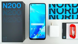 OnePlus Nord N200 5G Unboxing, Hands On & First Impressions!