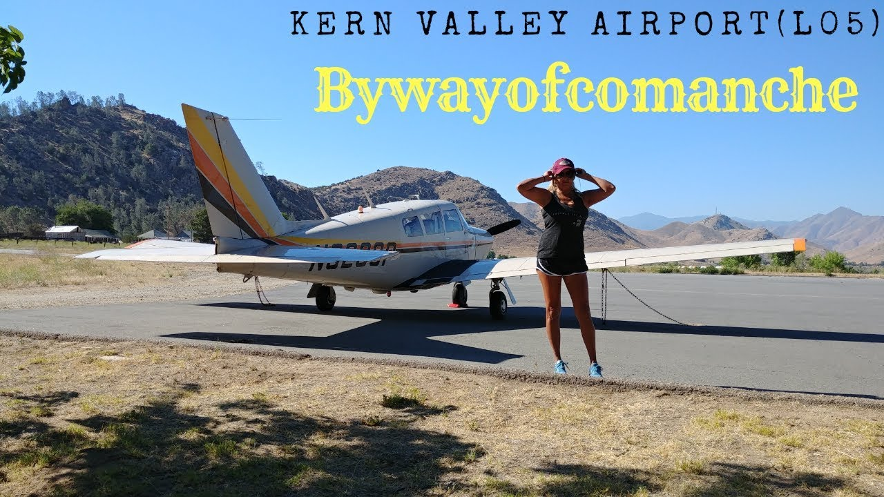 Kern Valley (L05) - Bywayofcomanche com