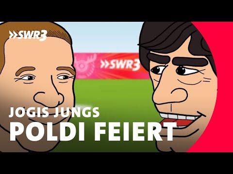 SWR3 Jogis Jungs – Poldi hat Geburtstag!