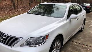 Why You Should Buy A Ten Year Old Lexus LS 460