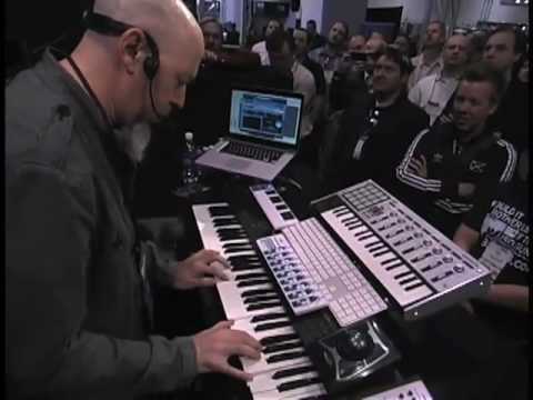 Jordan Rudess Omnisphere Demo