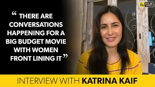 Katrina Kaif On A Female Led Film Franchise, Her Mop Review & More | Anupama Chopra | Film Companion