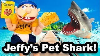 SML Movie: Jeffy's Pet Shark!