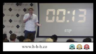 Pitch 13  - Co-Founder Speed Dating & Pitching #20
