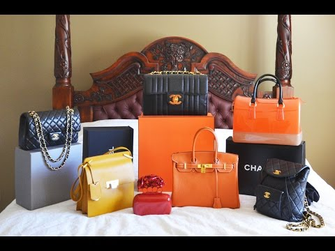 How To Buy Designer Bags & How To Buy Preloved - My Designer Bag Collection Inc Hermes & Chanel!