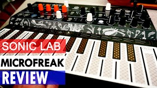 Sonic LAB - Arturia MicroFreak Hybrid Synthesizer Review