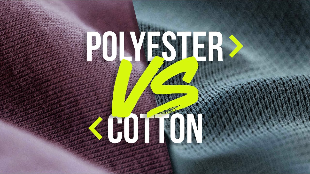 Cotton Vs Polyester (Sportswear Secrets)
