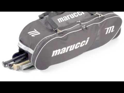 Marucci Rolling Player Bag Plbw Baseball Bargains